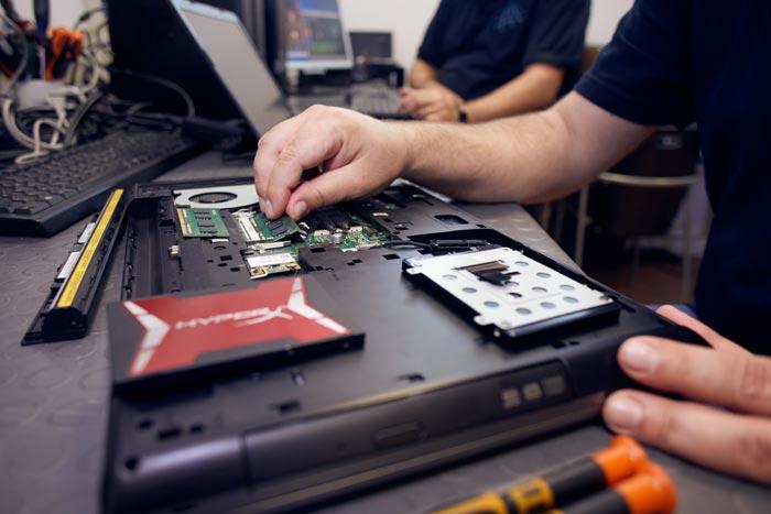 Riparazione PC aziendali
