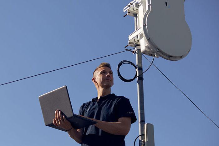Assistenza telecomunicazioni